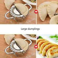 3 Types Stainless Steel Dough Press Maker Dumpling-Pie Mold-Mould Ravioli-M V4Z7