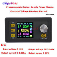 DC 32V/3A Programmable Step-down Power Supply Module Adjustable Output Digital