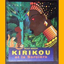KIRIKOU ET LA  SORCIÈRE Michel Ocelot 1999