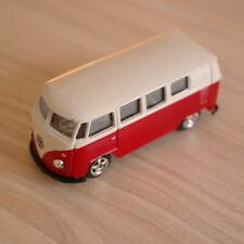 2012 VOLKSWAGEN T1 BUS '63 WELLY DIECAST CAR TOY