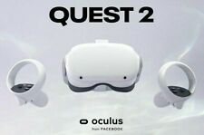 OCULUS QUEST 2 128GB VR HEADSET ALL IN ONE GAMING NEW SEALED GLOBAL SHIPPING