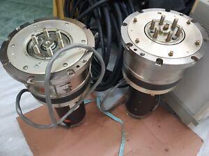 2 Harmonic Drive 1:100 Einheit mit DC motor, CNC,Rundtisch,Teilapparat