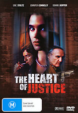 Eric Stoltz Jennifer Connelly Dennis Hopper THE HEART OF JUSTICE DVD