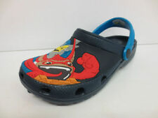 Scarpe Sandali blu in gomma per bambini dai 2 ai 16 anni