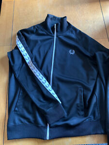 Fred Perry Taped Track Jacket XL