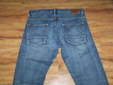 Men's Quiksilver Straight Jeans Size 32X33 1/2