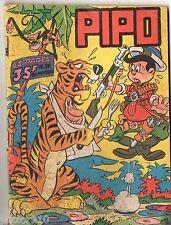 ~+~ RARE BI-MENSUEL PIPO n°56 ~+~ 06/1955 ¤ SAGE