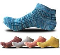 Fashion Men Women Cotton Socks Summer Ankle Sock Non-slip Running Sock