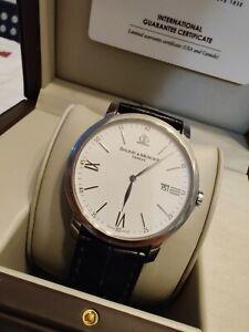 Baume Mercier Watch Classima White Dial 42mm