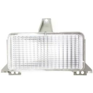 New GM2520122 LH=RH Side Parking Light for Chevrolet K5 Blazer 1983-1988