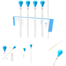 New Listing10ml Glass Graduated Droppers Pipettes Dropping Pipettes Fluid And Liquid Pip