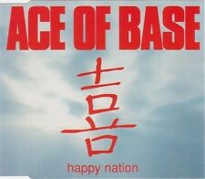 Ace Of Base - Happy Nation *MS-CD*NEU* Metronome 861 927-2