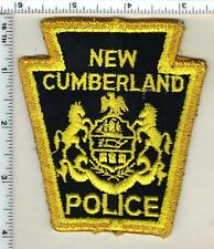 New Cumberland Police Pennsylvania) Uniform Take-Off Shoulder Patch 1980's