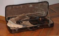 Antique French violin by Pierre Marchal a Paris   (old, antique)