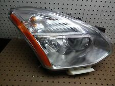 11 12 13 NISSAN ROGUE RIGHT PASSENGER XENON HID HEADLIGHT OEM FOR PARTS ONLY