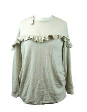 Red Herring Maternity Ruffle Cut & Sew Top Size 12 UK rrp £26 CR099 AA 06