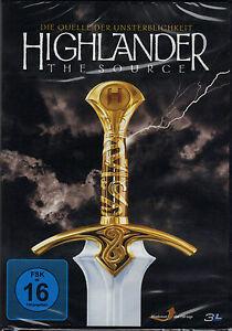 Highlander - Die Quelle der Unsterblichkeit  - neu & ovp