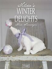 Tilda's Winter Delights New Paperback Book Tone Finanger