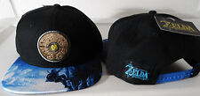 The Legend Of Zelda Breath Of the Wild Sublimated Bill Nintendo Snap Back Hat