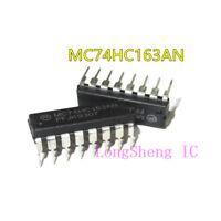 10PCS  MC74HC163AN MC74HC163 new