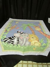 BAZOOPLE Handmade Bazooples Quilt Baby Crib or Toddler. Flutterbugs Sweet Dreams
