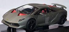 lamborghini sesto elemento 2011 Gris Gris metálico 1:24 Motor Max
