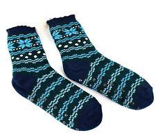 Hüttensocken Kuschelsocken Damen Hausschuhe Winter Strümpfe Socken Teddyfell NEU