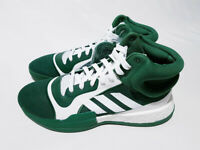 Adidas Men's Size 12.5 Marquee Boost Basketball Shoes Green/White G28753