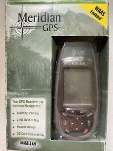 Magellan Meridian  GPS WAAS Enabled The GPS Receiver. Free Shipping