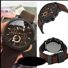 Mens Fossil Machine Chronograph Watch FS4656 RRP £200