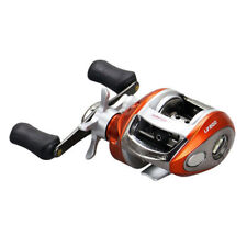 Fishing Reel Sea Rod Wheel 12+1BB 6.2:1 Both HandBrakes Reels for Bass Casting