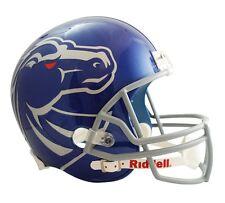 Boise State Full Size Deluxe Replica Riddell Helmet New
