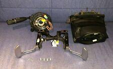 2013-2020 Maserati Ghibli Levante M161 M157 Steering Column Paddle Shifter Set
