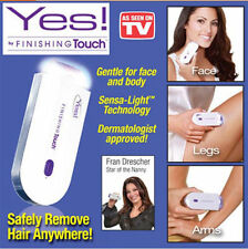 New Yes Finishing Touch Hair Remover Pro As Seen on TV Instant & Pain Free