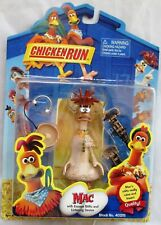 NIB Chicken Run MAC  #40215 Playmates Toys Figures. FREE Shipping