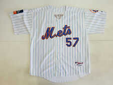NEW YORK METS SANTANA 2009 MAJESTIC MAGLIA SHIRT JERSEY MLB BASEBALL