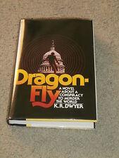 DEAN KOONTZ: DRAGONFLY - VF/VF DUAL SIGNED RANDOM HOUSE US 1ST EDITION 1/1