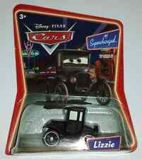 2007 Disney/Pixar Cars Lizzie Supercharged Card