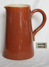 Vintage Large Brown Stoneware Jug - Lovatts