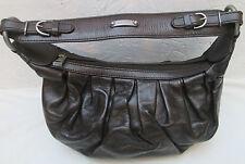 Magnifique authentique sac à main BALLY  cuir  TBEG vintage bag
