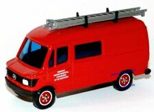 Camions miniatures Solido Mercedes