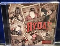 Psychopathic Rydas - Eat Shxt N Die CD SEALED insane clown posse twiztid boondox