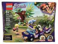 NEW Lego Friends Series 41421 Baby Elephant Jungle Rescue 203pc Building Toy Set