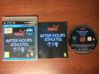 PUMA AFTER HOURS ATHLETES PS3 SONY PLAYSTATION 3 ITALIANO MOVE