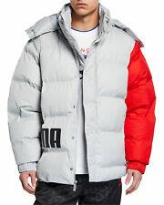 MSRP $280.00 ! Puma X Ader Men's Size XXL(2XL) Colorblock Puffer Winter Jacket