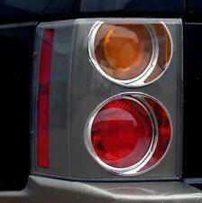 FANALE POSTERIORE ROSSO/ARANCIO SINISTRA Coda Lampada N/S LH per Range Rover L322 2002-05 AMBRA