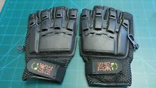 Game Face armored paintball gloves. Size L (10). Old school. Vintage.