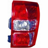 Suzuki Grand Vitara 5 Door 10/2005-2014 Rear Tail Light Lamp Drivers Side O/S