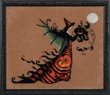 """SALE! COMPLETE XSTITCH KIT """"ELECTRA NC219"""" Bewitching Pixies by Nora Corbett"""