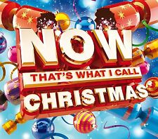 NOW THAT'S WHAT I CALL CHRISTMAS - NEW CD COMPILATION